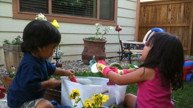Roxana Soto kids Spanglishbaby FNL