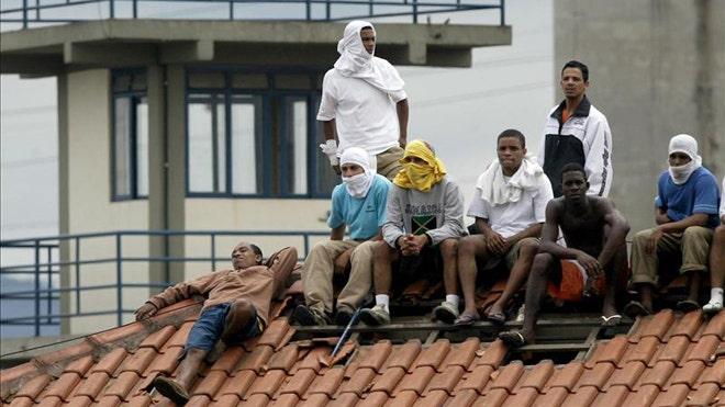 Image result for images of brazil prison