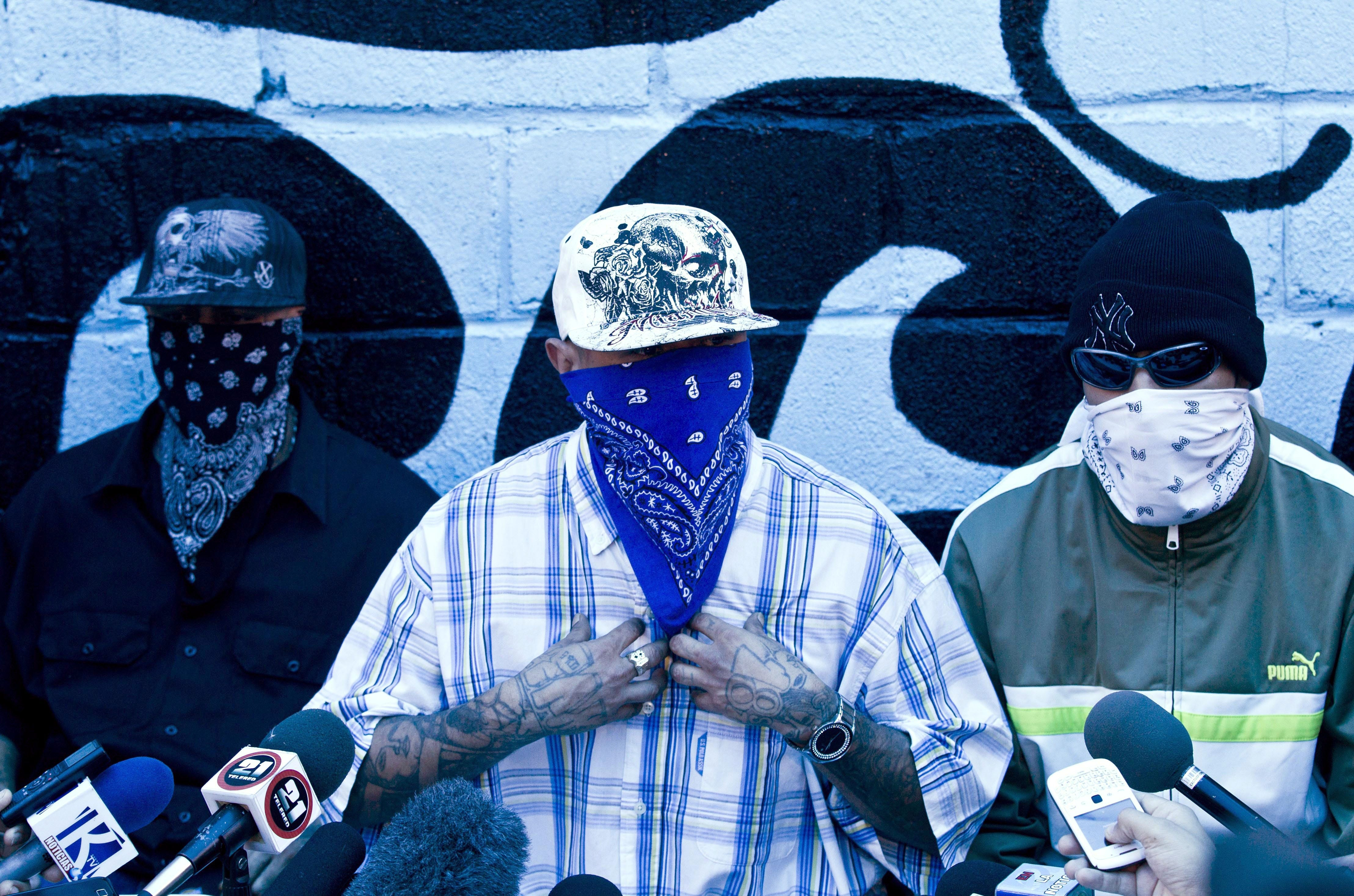 violence in gangs The police are out day and night, sweeping neighborhoods paralyzed by gang violence we were with them as they arrested a man, who they said was a member of ms-13, short for mara salvatrucha.