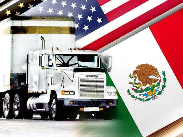 The US trade dispute with Mexico is heating up.