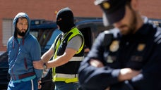 Spanish and Moroccan police have arrested  people on suspicion of recruiting jihadi fighters for the Islamic State group, Spain's officials said Sunday.