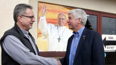 Michigan Gov. Rick Snyder visited a predominately Latino Catholic Church in Flint late last week to reach out to a community that has felt overlooked and isolated during the ongoing water crisis in the Midwestern city.