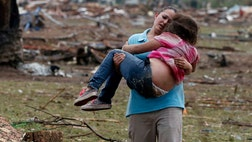 Deadly twister in Oklahoma so far has killed  people, including nine children. The death toll could rise.