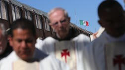 """There is more than a little irony in an undocumented man fleeing to a church to protect his family while the GOP controlled House of Representatives--whose leaders are quick to tout religion and """"family values"""" -- do nothing to keep mixed immigration status American families safe and together."""
