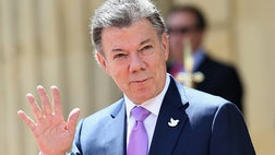 Colombian President Juan Manuel Santos said in a speech Thursday at the United Nations that the war on drugs has been a failure and that a new approach is needed to tackle the problem.