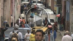 , Cubans have entered the private sector in the past year.