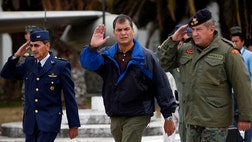 While both WikiLeaks and Ecuadorean officials have only made sparse comments on the cutting of Assange's internet access, there is speculation that Ecuadorean President Rafael Correa is looking to repair the icy relationship between his country and the U.S. and his hedging his bets that Clinton will win the race for the White House.