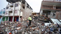 Ecuador's Risk Management Secretariat, or SGR, raised to  the number of people who died in the earthquake last April  along the country's northern coast, while reporting that  people are still missing and that , are living in temporary shelters.