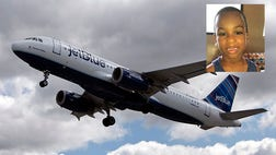 The mother of a -year-old boy who was placed on the wrong JetBlue flight from the Dominican Republic says that the airline has offered her a $, 'gift' without consulting her lawyer after the news went public.