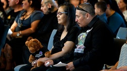 In an ongoing case of the  death of -year-old Gabriel Fernandez, of Sylmar, California, four Los Angeles County social workers have been charged with felony child abuse and falsifying public records.
