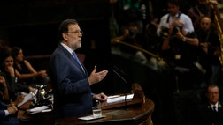 In a first investiture vote following a two-day parliamentary debate, Mariano Rajoy, the acting prime minister, needs an absolute majority in the -seat Parliament.