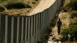 Cuts from sequestration will mean a big pay cut and an unprotected border, agents warn.