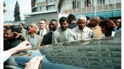Saths Cooper, who shared the cell block with Nelson Mandela in the notorious Robben Island Maximum Security Prison, followed a similar path of rebellion against racism.