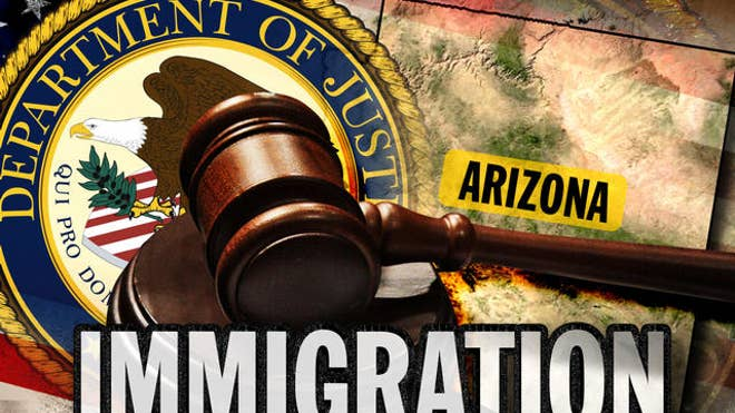 Arizona's Immigration Law: Police Agencies Prepare for New ...
