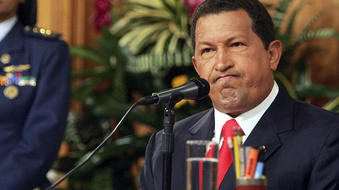 Chavez-Pensive