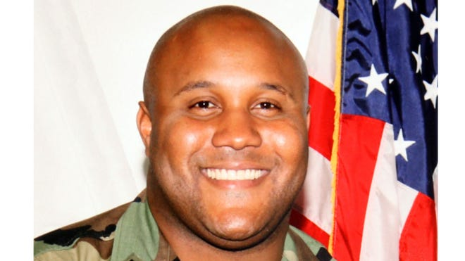 Christopher Dorner.