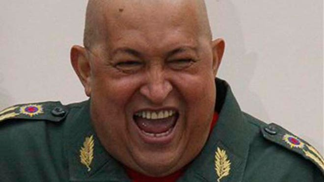 Hugo Chavez Almos Done With Chemotherapy.jpg
