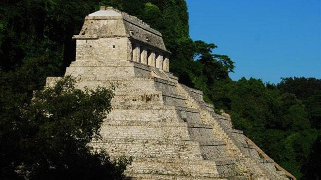 Mayan Expedition 9