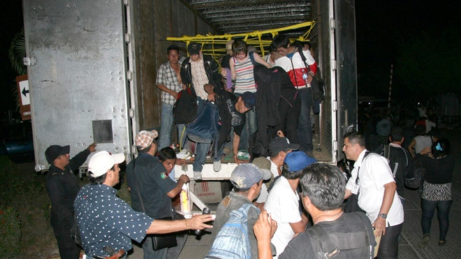 Mexican-Migrants-Rescued