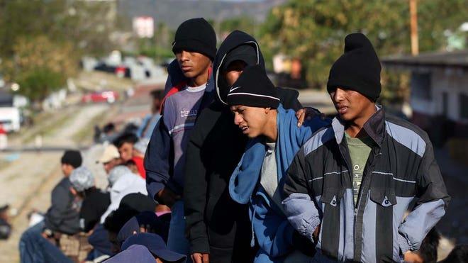 Mexico Migrants 5