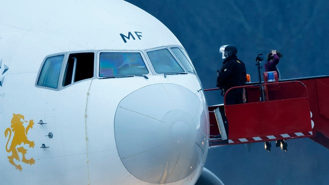 Switzerland Plane Diverted Hijacker Seeks Asylum.jpg