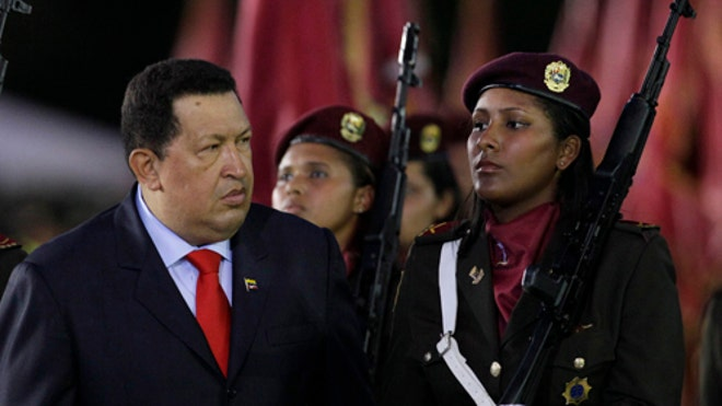 Venezuela Chavez Guards.jpg