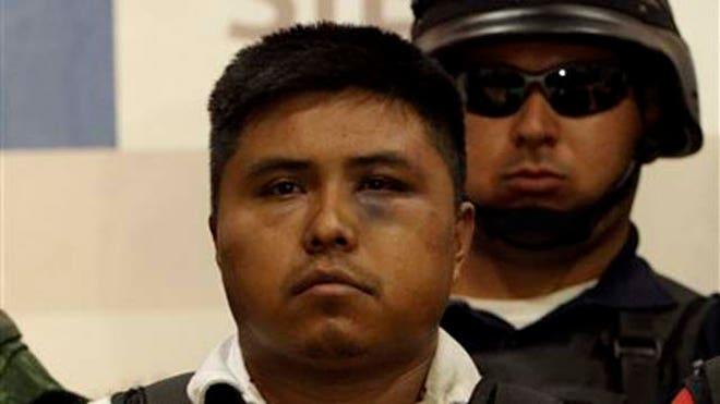 Abraham Barrios Caporal Erasmo Zetas