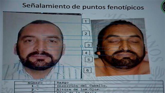 Leader of knights templar cartel killed in clash with mexican marines