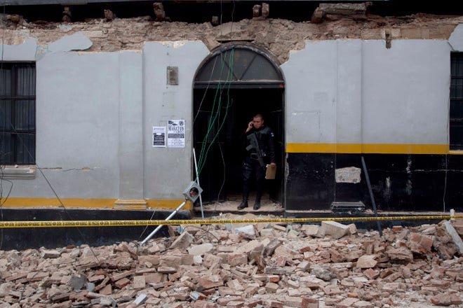 Guatemala Quake Deaths Now 52, Expected To Rise