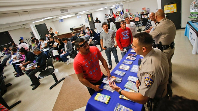 California dmv revs up for undocumented migrants applying for California department of motor vehicles san diego ca