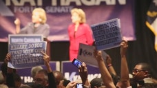 The Hillary Clinton campaign's new Latino outreach director comes from United We Dream, an activist group that last year heckled the candidate during a speech last year and that increasingly has gotten the attention of the politically powerful.