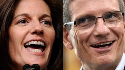 Polls have consistently showed Republican U.S. Rep. Joe Heck with a slight lead over Democrat Catherine Cortez Masto, a former Nevada attorney general whom Reid endorsed.