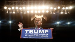 At a rally in West Virginia on Thursday night, the likely Republican presidential nominee, Donald Trump accepted an apology by former Mexican President Vicente Fox.