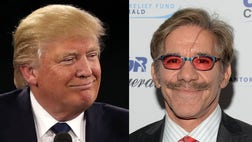 """Geraldo Rivera says he will """"never, never vote"""" for Donald Trump """"unless he profoundly moderates his position"""" on immigration."""