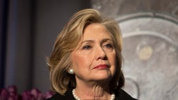 As a  presidential candidate, Hillary Clinton would