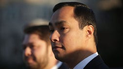 Democratic Rep. Joaquin Castro of Texas said he is not ruling out a possible run at Republican Sen. Ted Cruz's senate seat in .