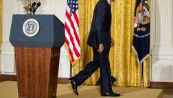 """Durante sus campañas electorales a la presidencia, Barack Obama prometió una y otra vez que arriendaría los """"excesos"""" del libre mercado y apostó en grande en la intervención gubernamental para resolver las desigualdades y necesidades de nuestro país."""