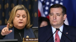 Sen. Ted Cruz and Rep. Ileana Ros-Lehtinen have doubled down on their protest of a UNESCO proposal that plays up Jerusalem's Muslim history while playing down its importance in the Jewish and Christian faiths.