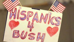From the party level to individual candidates, Republicans are attempting to recapture the Bush magic with Hispanics – determined not to repeat the mistakes of ' and '.The Republican National Committee launched a highly-publicized outreach campaign two years ago, hoping to convince Latinos that Republican policies are more in-step with their concerns than Democrats.
