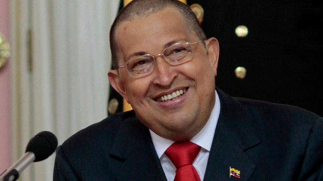 Chavez Venezuela Cancer Shaved Head