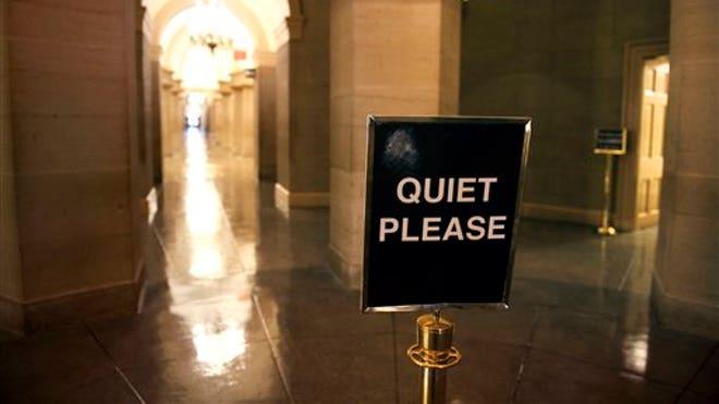 11th Hour approaching and no one flinching as Shutdown in Washington Looms. Government%20Shutdown