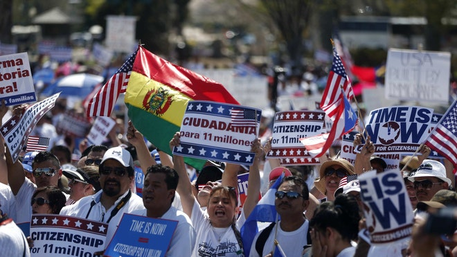 File Dozens Of Amendments To Immigration Reform Bill | Fox News Latino
