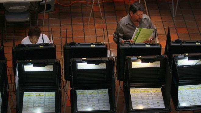 Miami-Voting