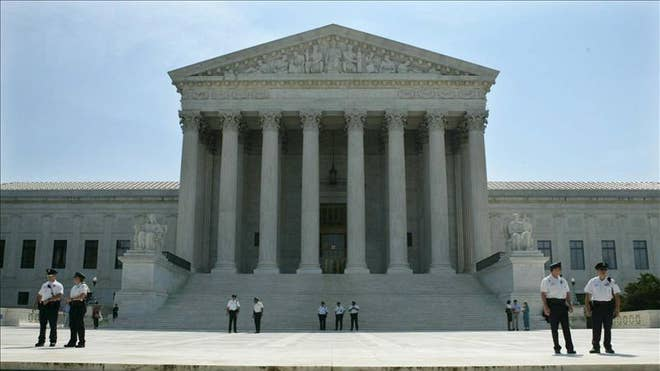 Supreme Court Photo