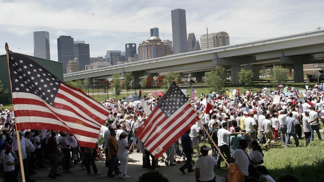 Texas-Immigration-Rally