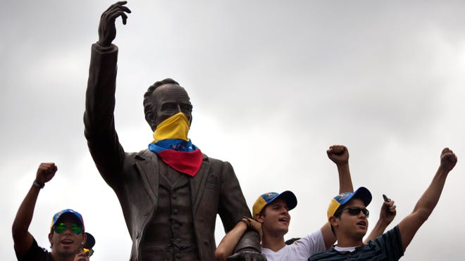 Venezuela Protests Jose Marti.jpg