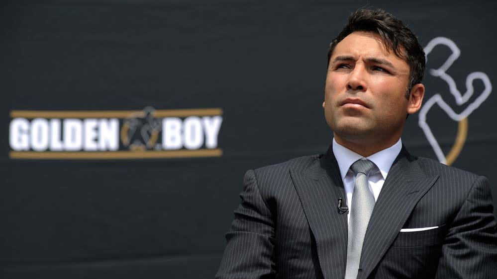 Boxing's Golden Boy Oscar De La Hoya and his family life