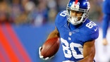 Victor Cruz, Wide Receiver for New York Giants