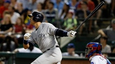 On Monday, Alex Rodriguez became the fourth player in major league history to homer as a teen and in his s.