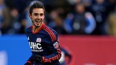 Diego Fagundez became the youngest player to score  career MLS goals and the New England Revolution beat the Philadelphia Union - on Saturday for their third straight victory.